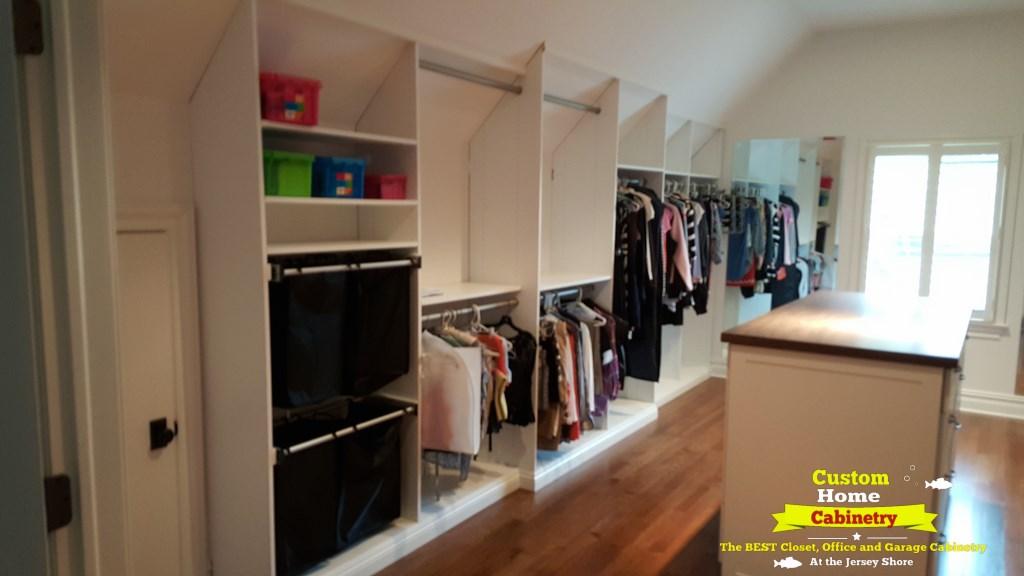 Slanted Ceiling Closet Organizer Ideas Www Energywarden Net