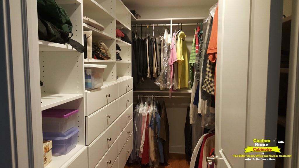 Walkin-White-Closet-System