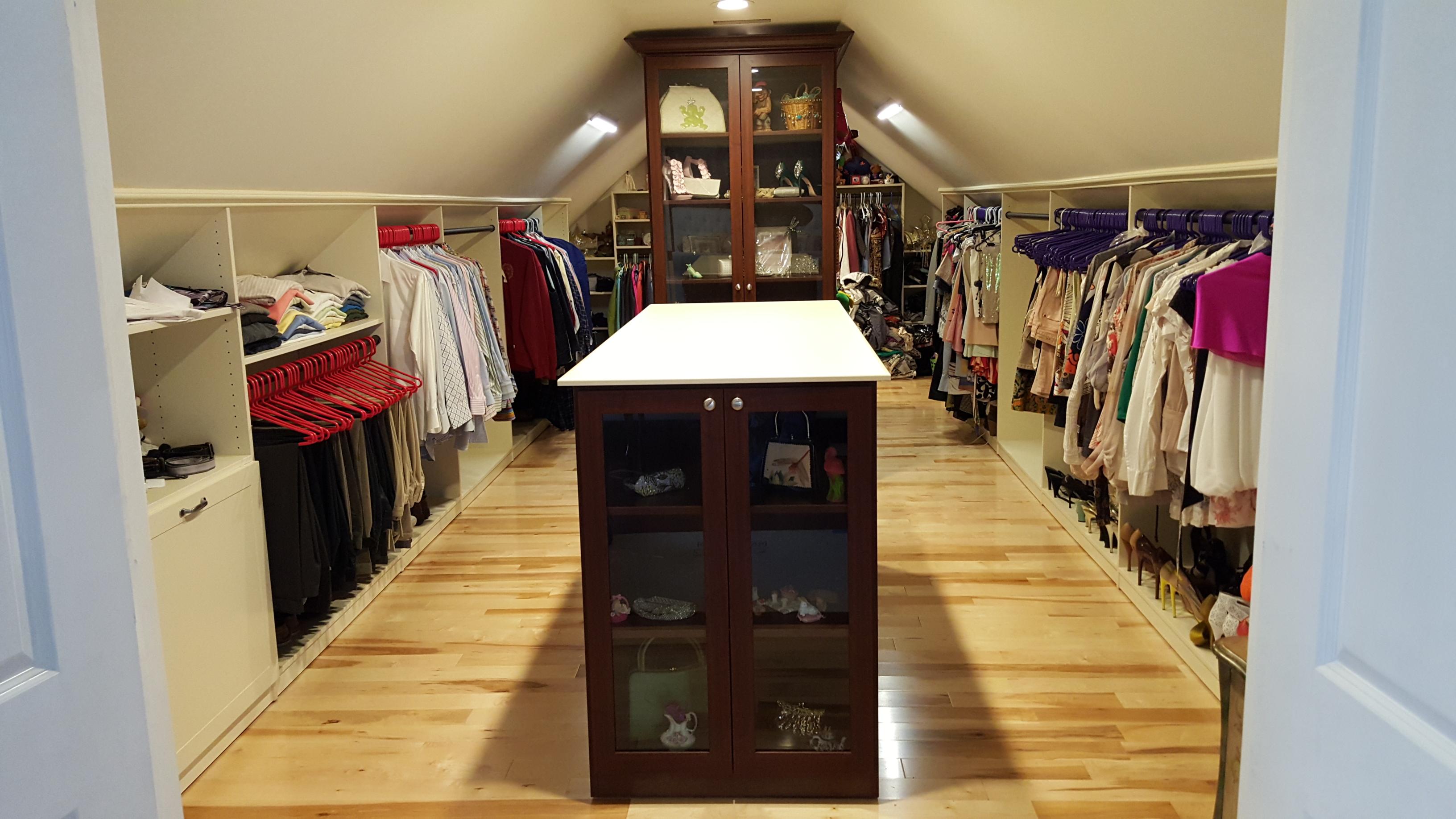 Custom Closet Organizers NJ | Closet Systems | Wardrobe ...