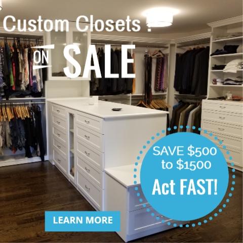 Closet SALE !